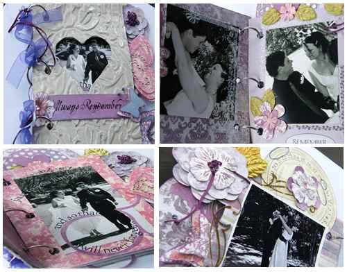 Rachel mini book