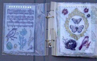 Stamp file
