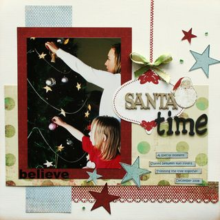 Santa-time
