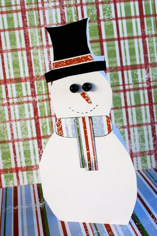 Scribble-Scrabble-snow-man