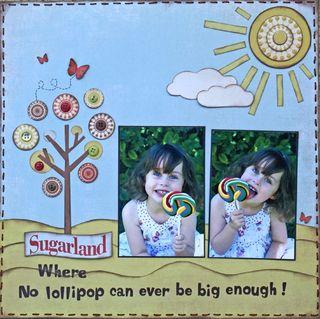 SWR Sonia Sugarland