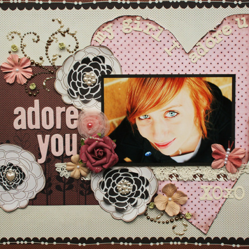 Mel-SIA-Adore-you