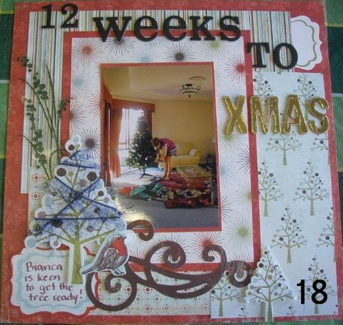 12 weeks to Xmas