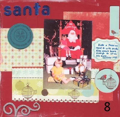 Santa week 1
