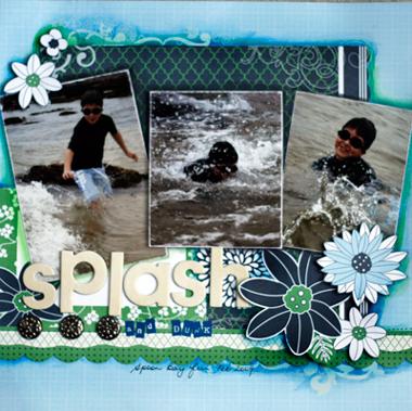Splash-and-Dunk