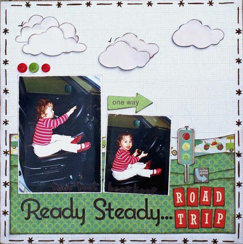 Ready, Steady Roadtrip