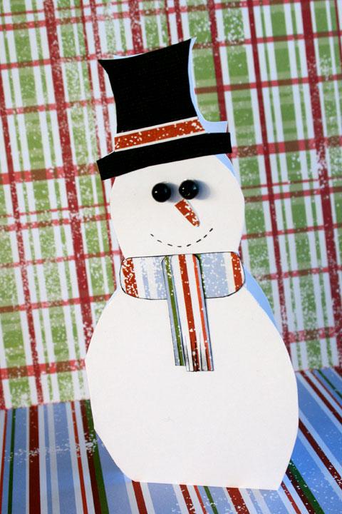 Scribble-Scrabble-snow-man